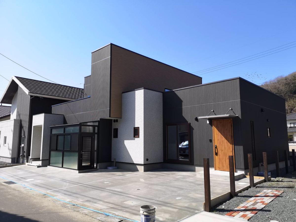 3/7(土)8(日)内子町でオープンハウス見学会(二世帯の家)